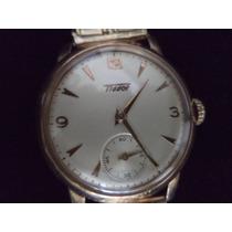 Relógio Tissot Pulso Masculino Em Ouro Maciço 18k J10862
