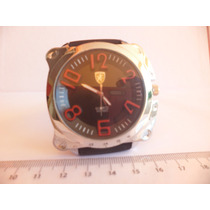 Relógio Elegante Masculino Preto Lindo Design Leilão1,00