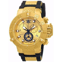 Relógio Invicta Subaqua 15802 Original, Garantia + Maleta
