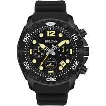 Relógio Bulova 98b243 Sea King Cronografo Safira Lançamento
