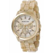 Relógio Michael Kors Mk5217 Madrepérola Original R$ 457,99