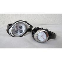 Conjunto De Relógios Nike - Triax Swift - Masc. E Femi.