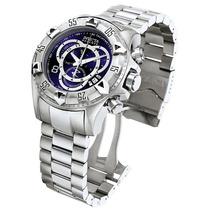 Relógio Invicta 5526 Excursion Reserve Prata C/caixa Origina