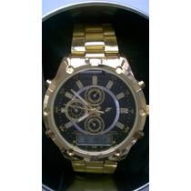Relógio De Aço Barato Masculino Super Oferta