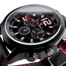 Relógio Masc V6 Super Speed. Multi Movimento. Frete Grátis.