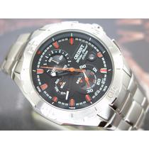 Relógio Orient Aço Cronografo Masculino Mbssc107