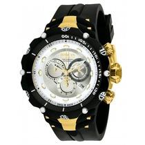 Relógio Invicta 1523 Venom Reserve Branco Original Garantia