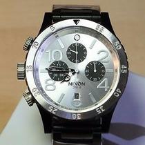 Relógio Nixon 48-20 -original, Caixa, Manual, Envio Grátis