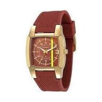 Relógio Mondaine Masculino Dourado Novo Original Frete Barat