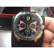 Relógio Ferrari Vermelho Quadrado Sf18.1.29.0108 - Original