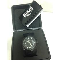 Relógio Esportivo Everlast Analógico E180 Novo Masculino