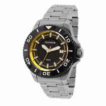Relógio Masculino Technos Acqua 8215ah/5p Titanio Automático