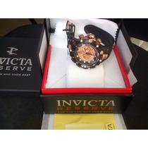 Relógio Invicta 14418 Reserve Venom Lacrado C/caixa Oferta