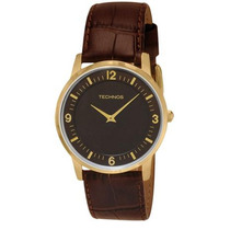 Relógio Technos Masculino Classic Slim Gl20av/2m