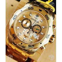 Relógio Invicta Masculino Original 0074 6981-6983-0072-0075