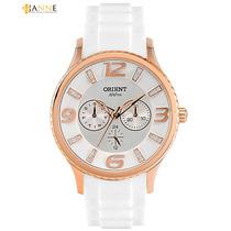 Relógio Feminino Orient Frspmm05 S2bx Luxo Swaroski
