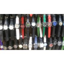 Relógio Masculino Em Atacado Melhor Preço Lote C/10 Confira