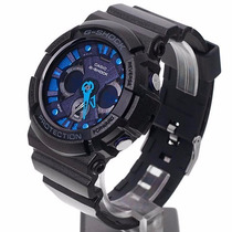 Ga-200 Sh2adr Relógio Casio Gshock Metallic Colors Series