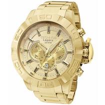 Relógio Technos Legacy Extra Grande Js25ba/4x Garantia E Nf
