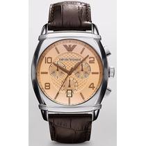 Relógio Empório Armani Ar0348 Original Promoção Sedex Grátis