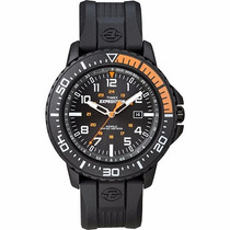 C891 - Relógio Timex Analógico Esportivo T49940wkl/tn Novo