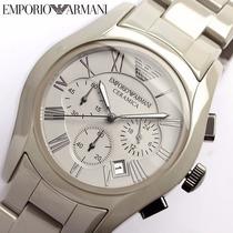 Relógio Emporio Armani Cerâmica Ar1459 Original Frete Gratis