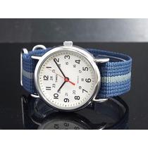 Relógio Timex Weekender Indiglo T2n654