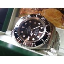 Relógio Eta Modelo Deepsea Sea-dweller Dial Preto- Eta A2836