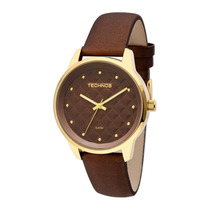 Relógio Feminino Technos Fashion 2035lwn/2m - Marrom