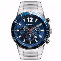 Relógio Orient Cronógrafo Mbssc123 Promoçao Garantia E Nf