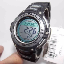 Relógio Casio Sgw-100-1vdf Outgear Bússola Termômetro