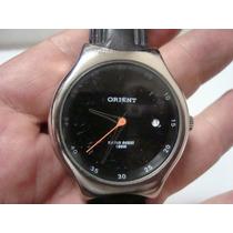 Relógio Orient Desing By O.d.m Bateria E Pulceira Nova 100m