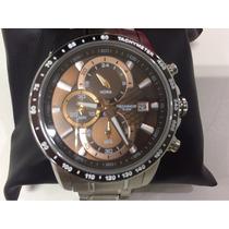 Belíssimo Exclusivo Relógio Technos Sports Js15ab/1m Marron