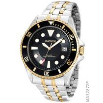 Relógio Magnum Cronógrafo Ma32872p Frete Gratis