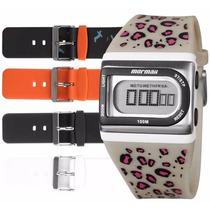 Relógios Mormaii Troca Pulseiras Modelo Fzl/8p
