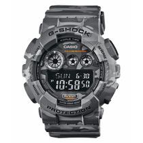 Relógio Casio G-shock Gd-120 Cm-8 5 Alarmes Camuflado 200m C