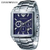 Relógio Empório Armani - Ar0660 - Azul Kaká - Completo