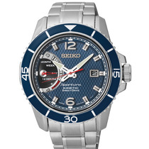 Relógio Seiko Kinetic Direct Drive Srg017 Sportura