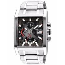 Relógio Technos Chronógrafo Perfomance Quadrado Os10aae/1p