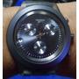 Relógio Azul Swatch Irony Novo, Na Caixa Completo.
