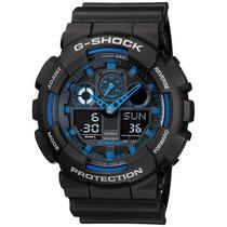 Relógios Casio G Shock Ga100. Leia Todo Anúncio! Encomenda.