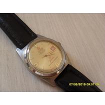 Antigo Relógio Suíço Sorna De Luxe - À Corda, Anos 1960