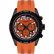 Relógio Orient Cronógrafo Mpspc005 -promoção - Garantia E Nf