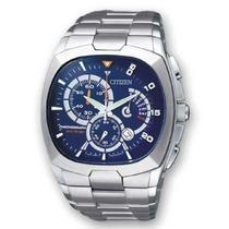 Relógio Citizen Cronógrafo An9000-53m Na Caixa Em 12x