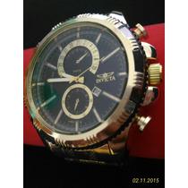 Relógio Masculino Estilo Invicta 0072