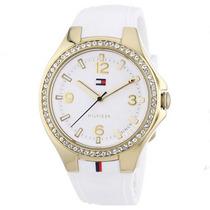 Relógio Feminino Tommy Hilfiger 1781372 Branco Toni Watch