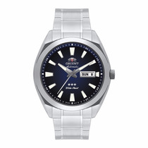 Relógio Orient Automático 469ss045 Azul - Garantia E Nf