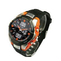 Relógio Digital Esportivo Masculino De Mergulho Impermeável