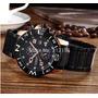 Relógio Barato Curren Com Calendário Pronta Entrega