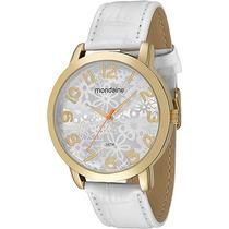 Relógio Feminino Mondaine Analógico Fashion 12014lpmvdh1